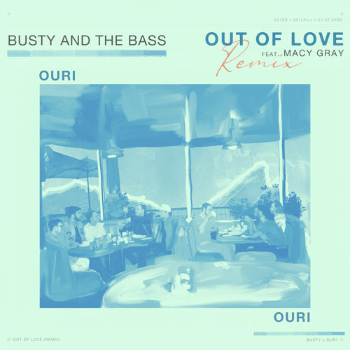 Busty and the Bass - Out of Love (Remixes)