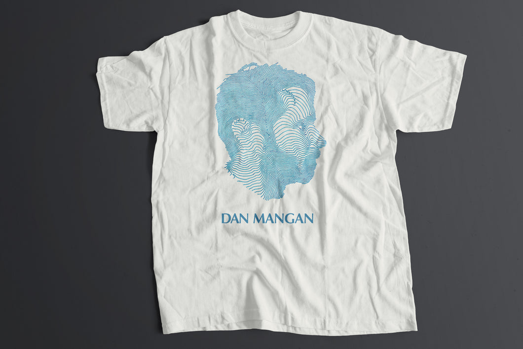Dan Mangan - Gel Pen T-Shirt