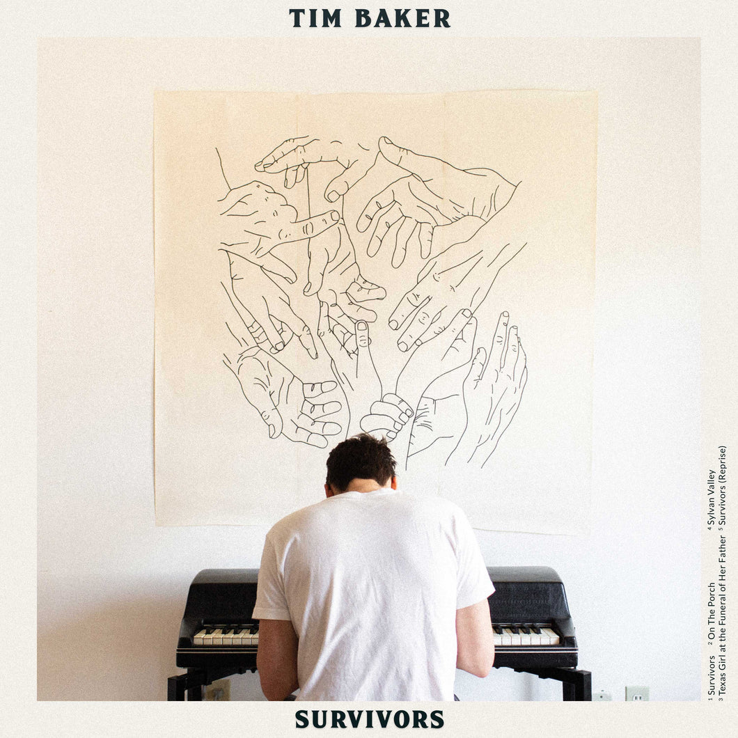 Tim Baker - Survivors EP