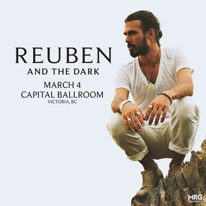 Reuben and the Dark Concert Bundle
