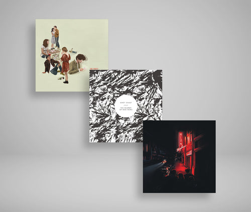 Andy Shauf - Full Vinyl Discography