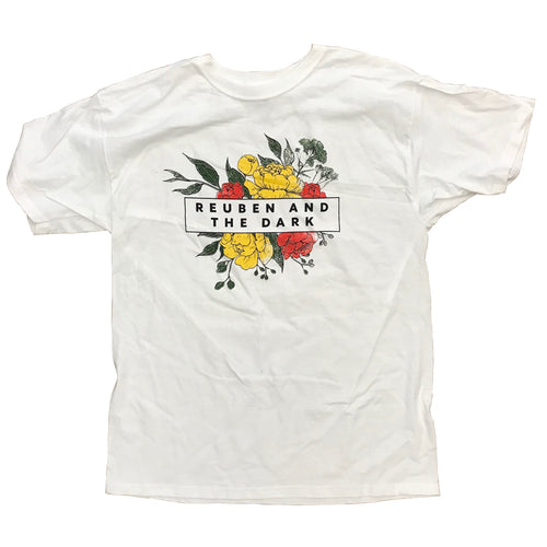 Reuben and the Dark - White Bouquet T
