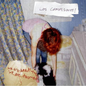 Los Campesinos! - We Are Beautiful, We Are Doomed (10th Anniversary Vinyl Reissue) LP