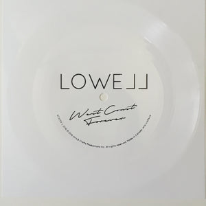 "Lowell - West Coast Forever 7"" Flexi Disc"