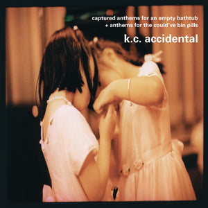 K.C. Accidental - Captured Anthems For An Empty Bathtub + Anthems For The Could've Bin Pills