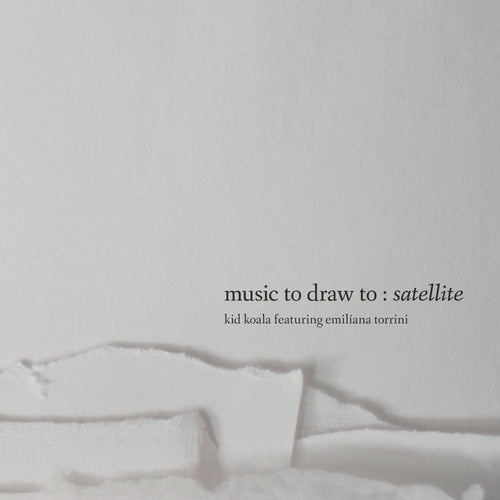 Kid Koala ft. Emiliana Torrini - Music To Draw To: Satellite