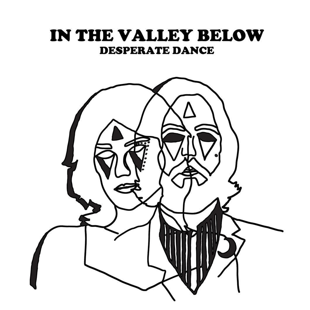 In the Valley Below - Desperate Dance MP3