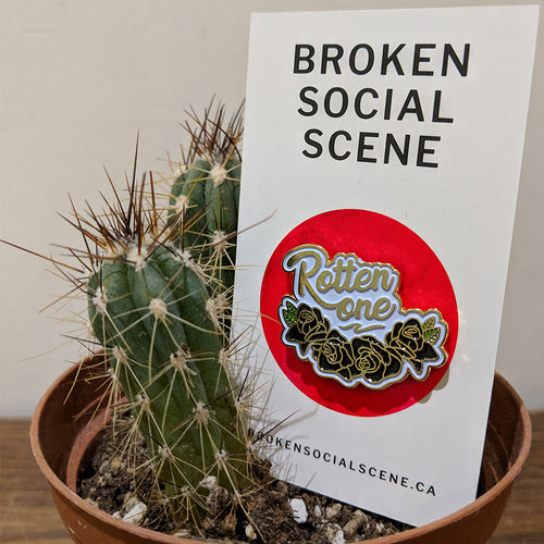 Broken Social Scene - Rotten Ones Pin