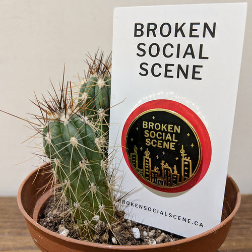 Broken Social Scene - Skyline Pin