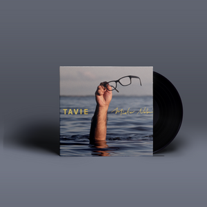 Mister Nobu - Tavie T-shirt & LP Bundle