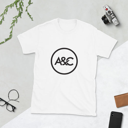 Arts & Crafts Logo T-Shirt (Unisex) - White