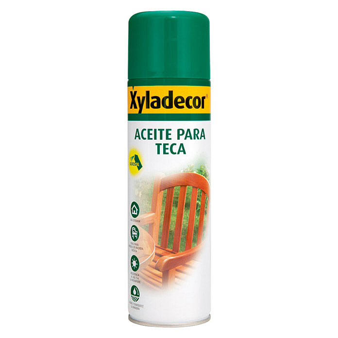Aceite para Teca Xyladecor en Spray