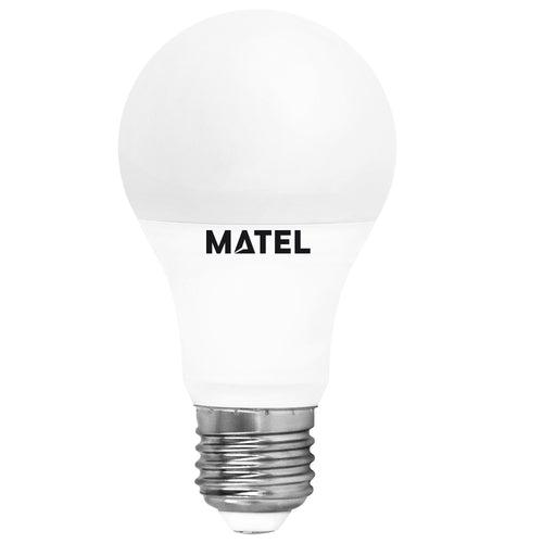 Bombilla Led Matel Estandar E27 12W Neutra