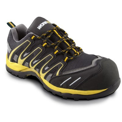 Zapato Seguridad Workfit Trail Amarillo