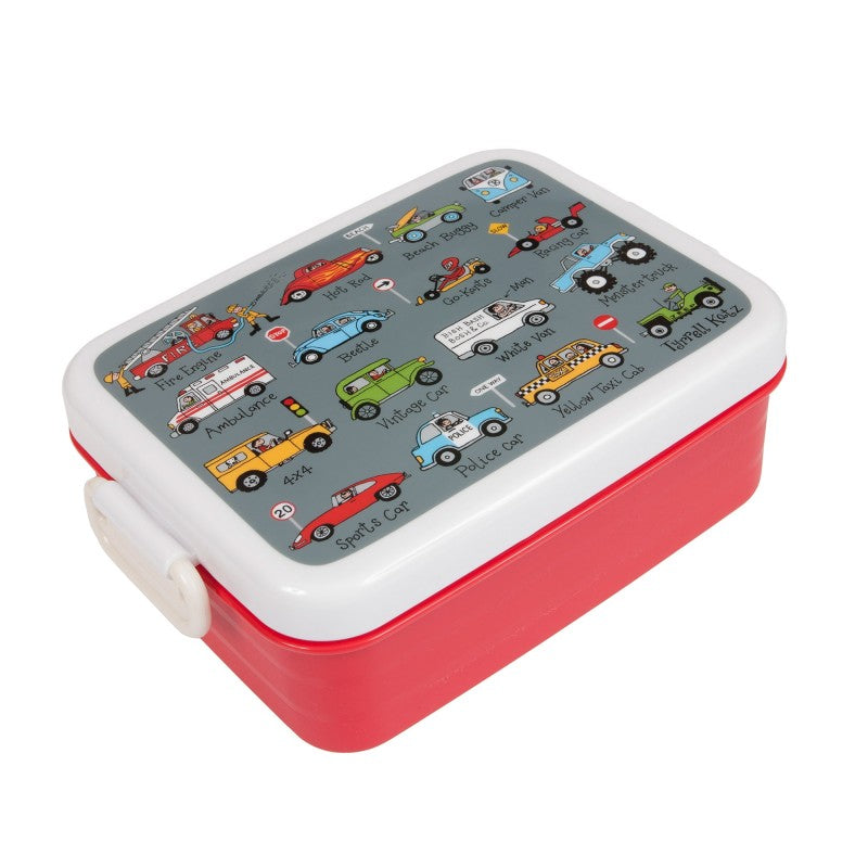 "Lunch Box ""Coches"""