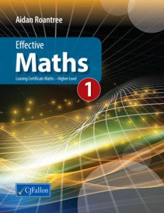 Effective Maths Book 1