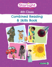 Starlight 4th Class Combined Reading & Skills Book