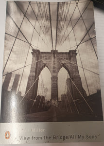 A View from the Bridge by Arthur Miller -  SALE - USED BOOK