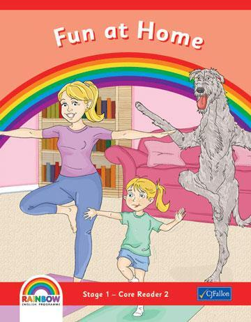 Rainbow - Stage 1 - Core Reader 2 - Fun at Home