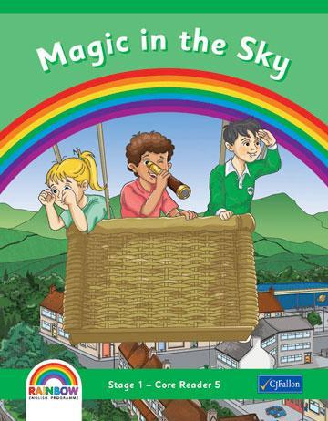 Rainbow - Stage 1 - Core Reader 5 - Magic in the Sky