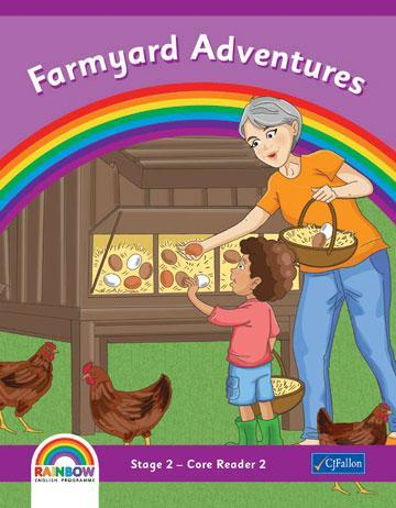 Rainbow - Stage 2 - Core Reader 2 - Farmyard Adventures