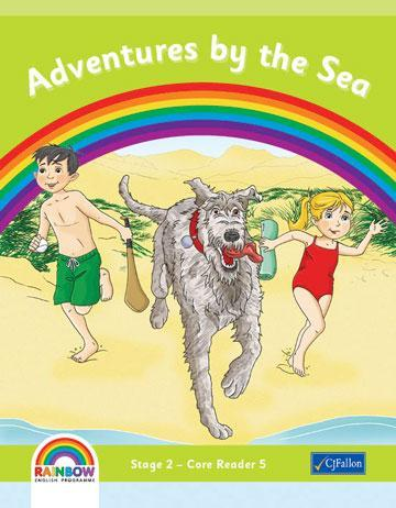 Rainbow - Stage 2 - Core Reader 5 - Adventures by the Sea