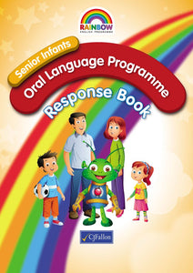 Senior Infants - Response Book