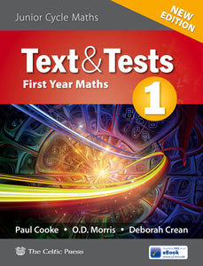 Text and Tests 1 (new edition) - USED BOOK -