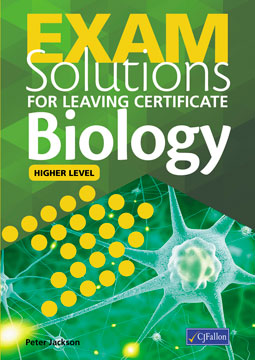 Exam Solutions for Leaving Certificate Biology Higher Level - USED BOOK -