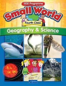 Small World Geography/Science 4th class - USED BOOK -