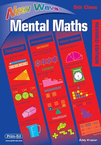 NEW WAVE MENTAL MATHS: 5TH CLASS