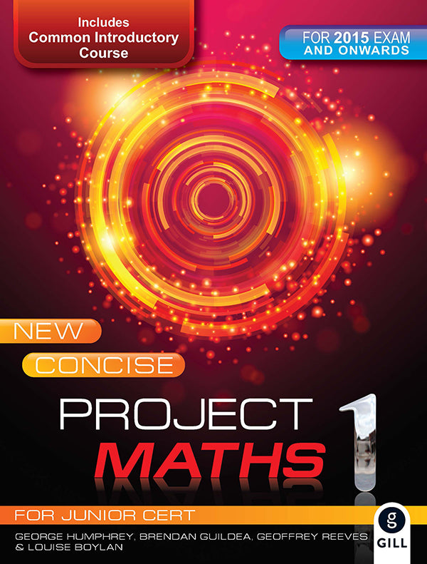 New Concise Project Maths 1 for Junior Certificate