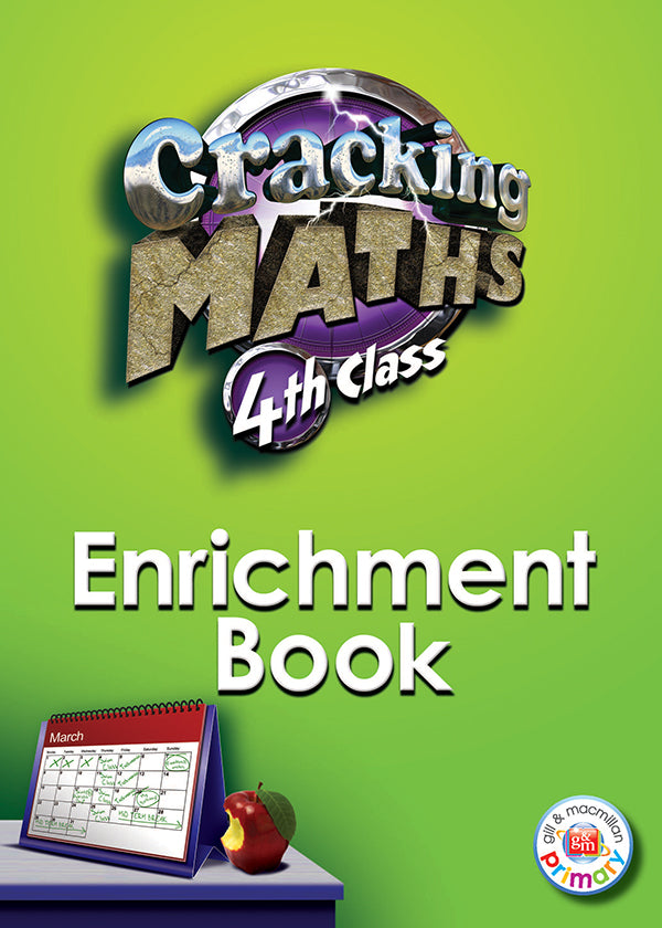 Cracking Maths 4th Class Enrichment Book