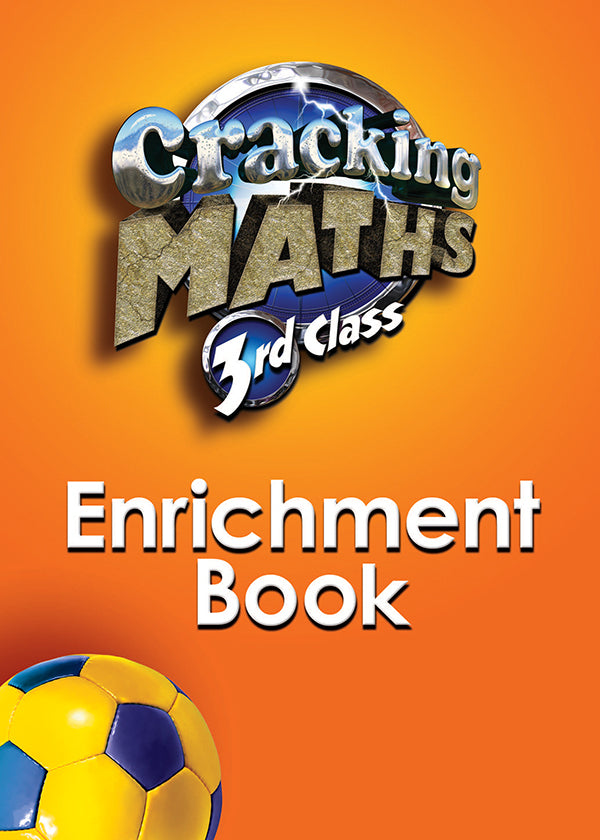 Cracking Maths 3rd Class Enrichment Book