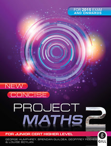 New Concise Project Maths 2 for Junior Certificate Higher Level