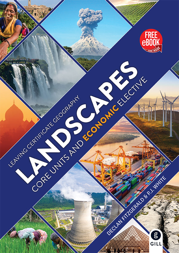 Landscapes:Economics For Leaving Certificate Geography