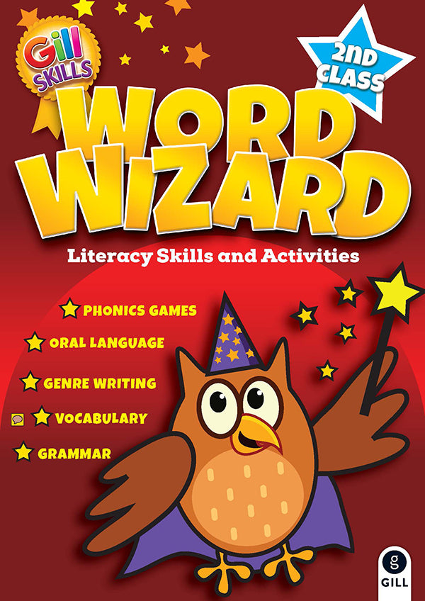 Word Wizard 2nd Class