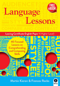 Language Lessons Leaving Certificate English Paper 1 (Higher Level)