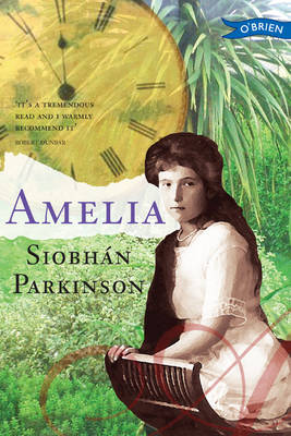 Amelia by Siobhan Parkinson - SALE - Second hand book -