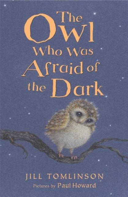 The Owl who was afraid of the dark by Jill Tomlinson -  SALE - USED BOOK