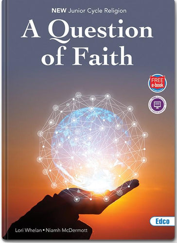A Question of Faith set - USED BOOK -