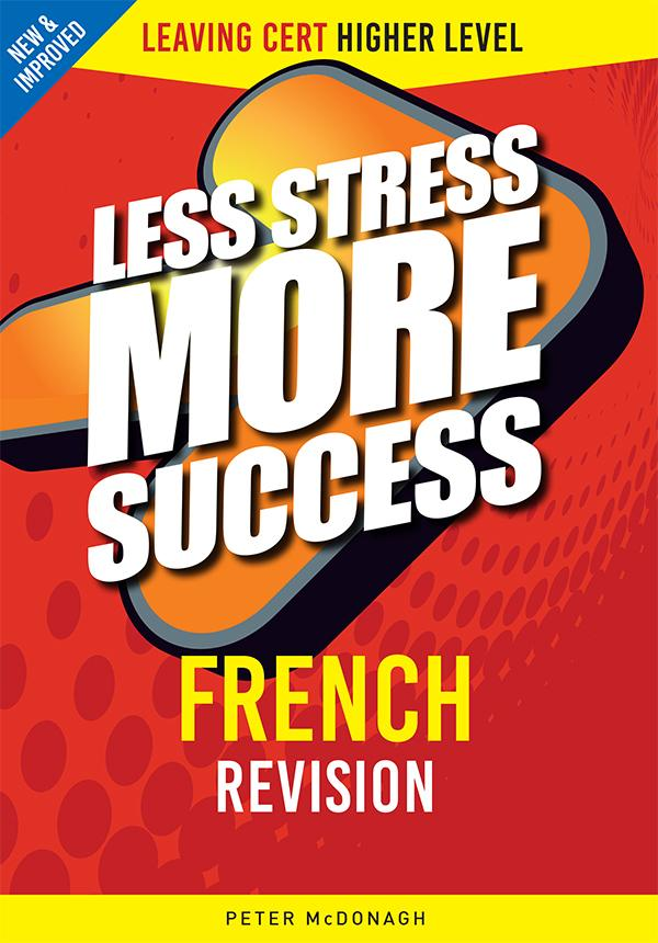 LSMS French Revision Leaving Certificate Higher Level - USED BOOK -