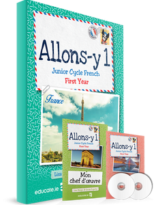 Allons-y 1 - Junior Cycle French