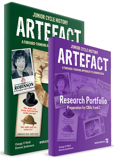 Artefact - Junior Cycle History - Pack