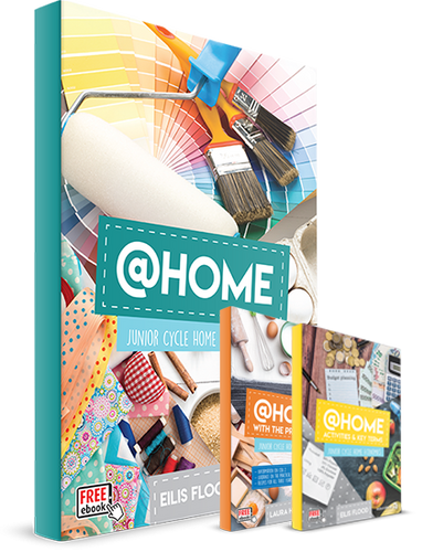 @Home Textbook, Activities/Key Words Book & Practical Book