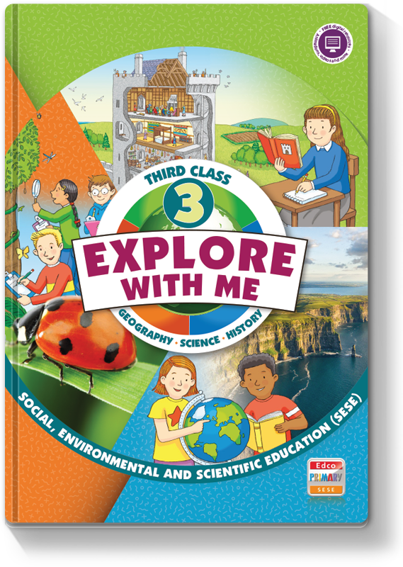 Explore with me Third class