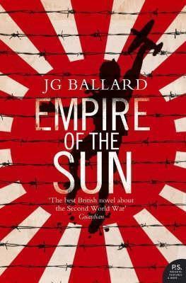 Empire of the Sun by JG Ballard - SALE -
