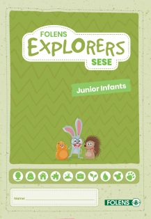 Explorers SESE Junior Infants Pupil Book