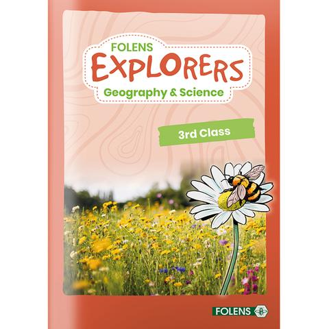 Explorers Geography & Science - 3rd Class