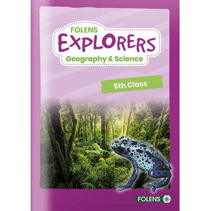 Explorers Geography & Science - 5th Class